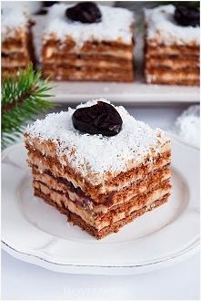 Ciasto świąteczne bez piecz...