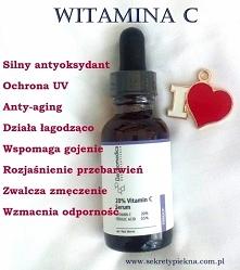 witamina C właściwości