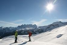 Jak zacząć jeździć na narta...