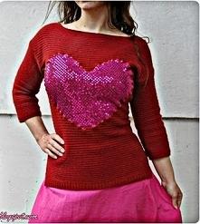 za szeroki sweter co zrobić