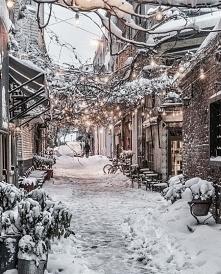 Bo zimą też może być piękni...