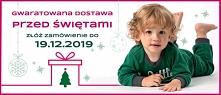Świąteczna promocja na ubranka niemowlęce i dziecięce do -20%. A do tego gwarancja dostawy przed świętami! Nie czekaj, sprawdź to!