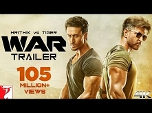 War Trailer | Hrithik Rosha...