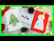Kartka Świąteczna z Bałwane...