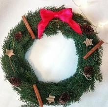 jak zrobić wianek świąteczny? link w opisie