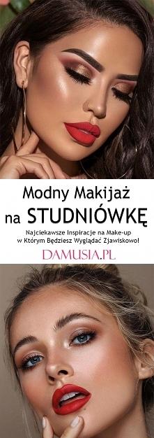 Modny Makijaż na Studniówkę...