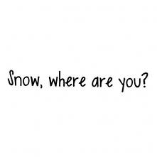 Gdzie jesteś ? ❄❄❄❄❄❄❄
