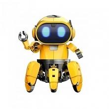 Składany Robot Interaktywny Tobbie dla dzieci
