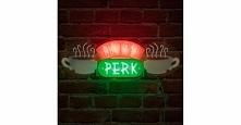 Lampka Neon Central Perk Fr...