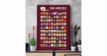 Plakat Zdrapka 100 najcieka...
