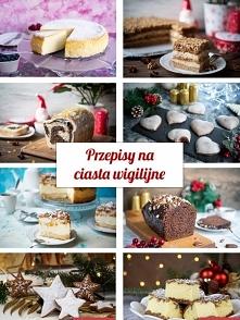 Ciasta na Boże Narodzenie –...