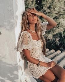 #dress #blonde