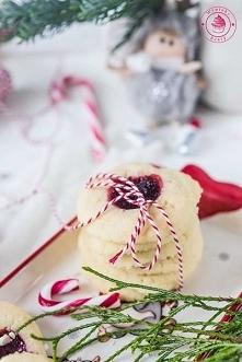 Ciasteczka z konfiturą jeży...