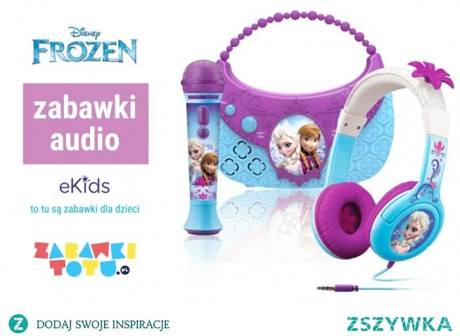 eKids ♬ zabawki elektroniczne dla dzieci - zabawki audio Premium - czytaj na blog.zabawkitotu.pl