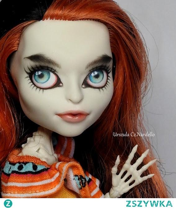 Skelita Calaveras OOAK doll