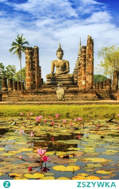 Miasto w Tajlandii - Sukhothai ❤️