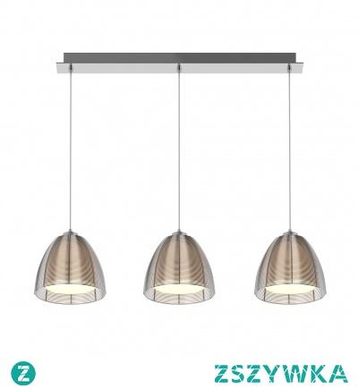 PICO MD9023-3B - srebrna lampa oświetleniowa