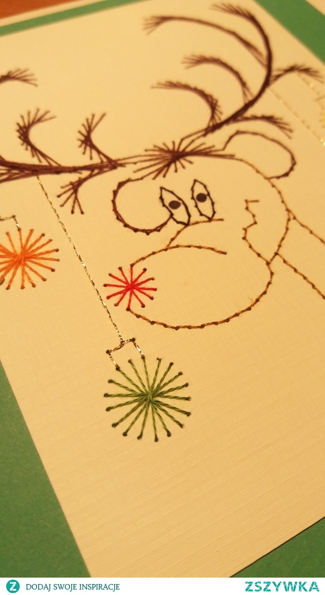 Boże Narodzenie - Rudolf :)