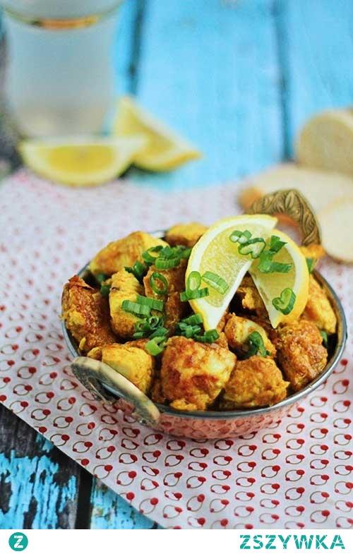 Kurczak smażony w stylu Goa