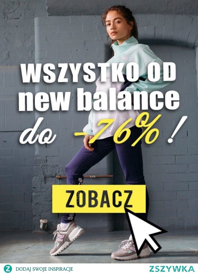 W Zalando Lounge trwa promocja na produkty od New Balance! Zniżki sięgają nawet -76%