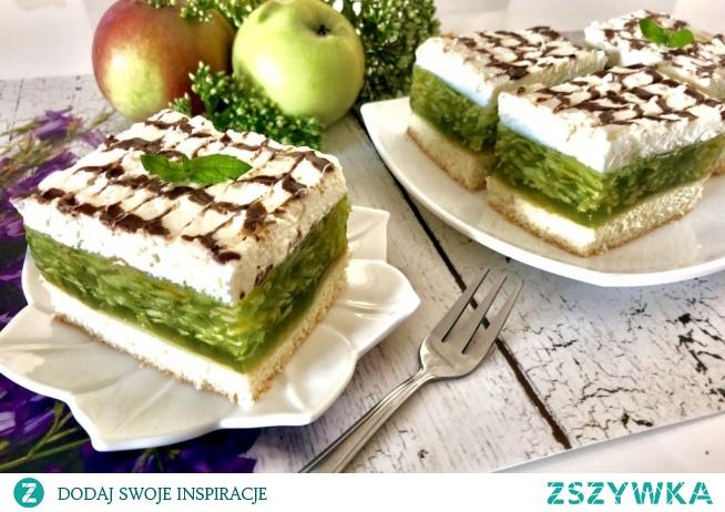 Caisto zielone jabłuszko :)  Robiłam - polecam :)