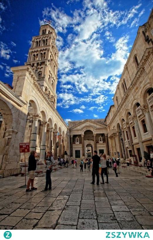 Kierunek na wakacje Split, Chorwacja