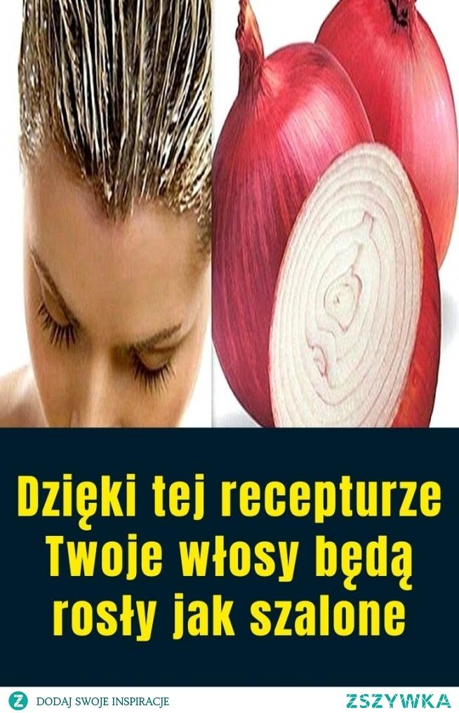 Dzięki tej recepturze Twoje włosy będą rosły jak szalone