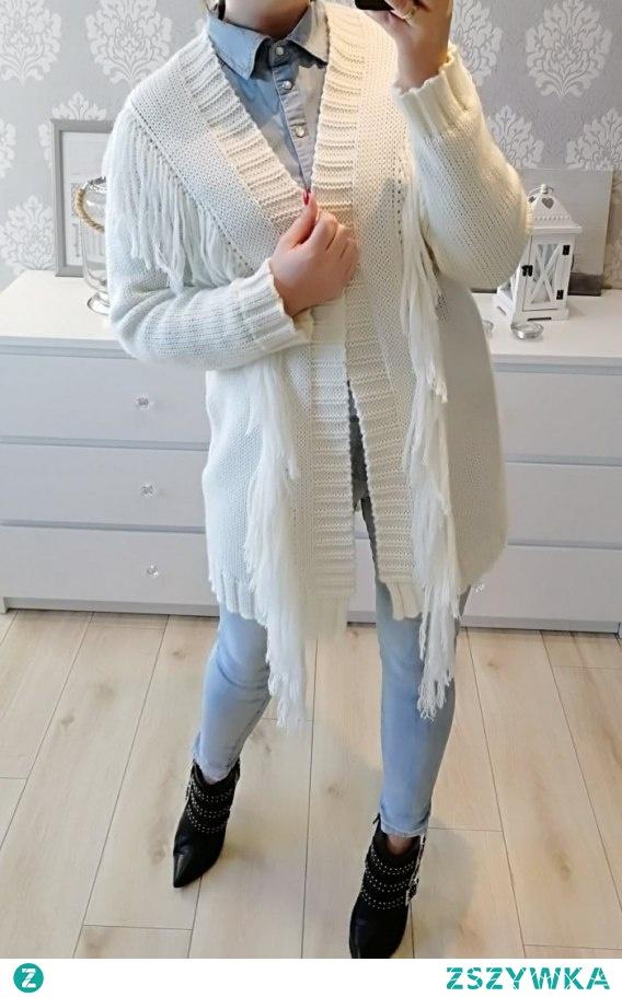 Sweter BOHO....Kliknij w zdjęcie by przejść do produktu.