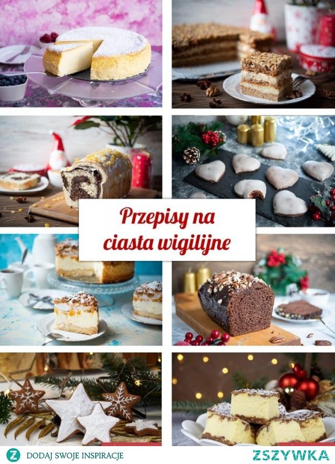 Ciasta na Boże Narodzenie – zestawienie