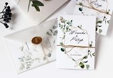 zaproszenia i dodatki wesel...