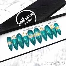 paznokcie press on nailroomstudio.com by Iga Otczyk - Instagram @nailroomstudio #pressonnails #nailspoland #paznokciepresson #nailsdid #customnails #fauxongles