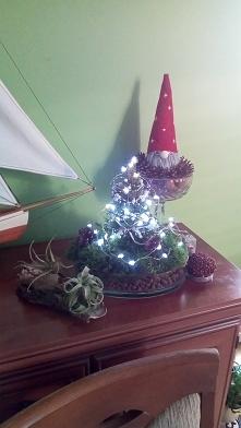 Choinka stroiki świąteczne ...