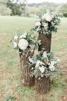 ozdoby weselne rustykalne