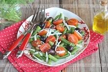 Fasolka szparagowa z pomido...