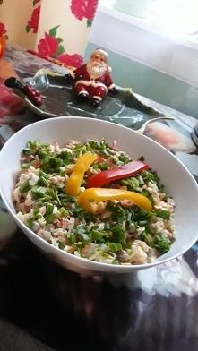 Salatka niedzielna;)