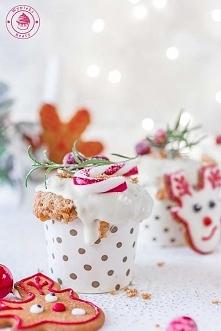 Muffiny piernikowe - Najlep...