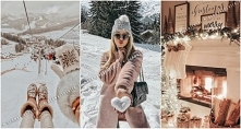 Zimowe inspiracje z Pintere...