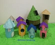 Domki skrzatów