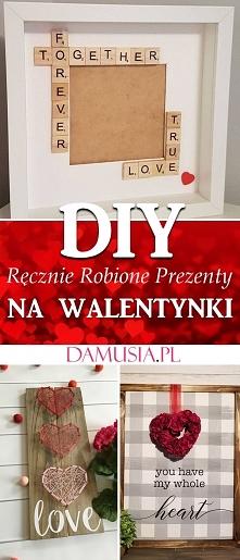 DIY: Ręcznie Robione Prezen...