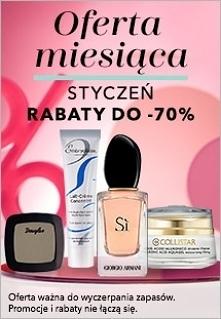 -70% kosmetyki i makijaż
