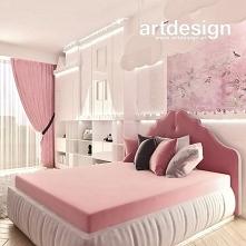 Wymarzony pokój dla małej księżniczki ;)   UNPARALLELED ELEGANCE   Wnętrza domu