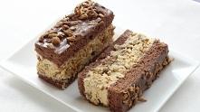 Słonecznikowiec Słonecznikowiec to pyszne ciasto, na kakaowym biszkopcie, przełożone masą ze śmietanki kremówki połączonej z masą kajmakową z chrupiącym skarmelizowanym słoneczn...