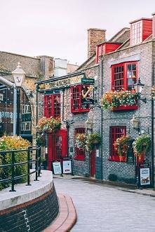 Piękna zabudowa Londynu