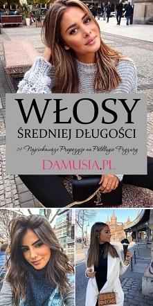 Włosy Średniej Długości – 2...