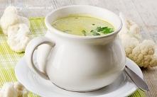 Zupa kalafiorowa Franka