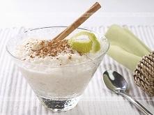 Śmietankowy ryż na deser