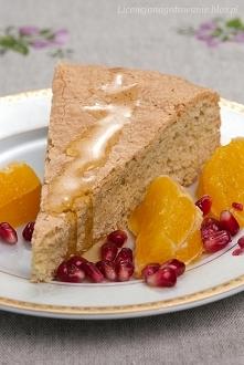 ciasto migdałowe