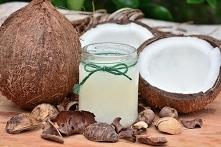 Owsianka z mlekiem kokosowy...