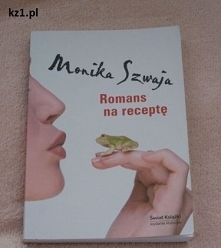 Monika Szwaja - Romans na r...