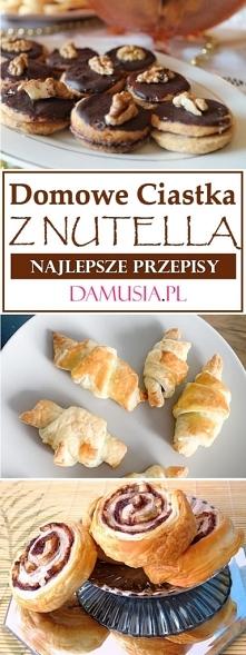 Domowe Ciastka z Nutellą – ...